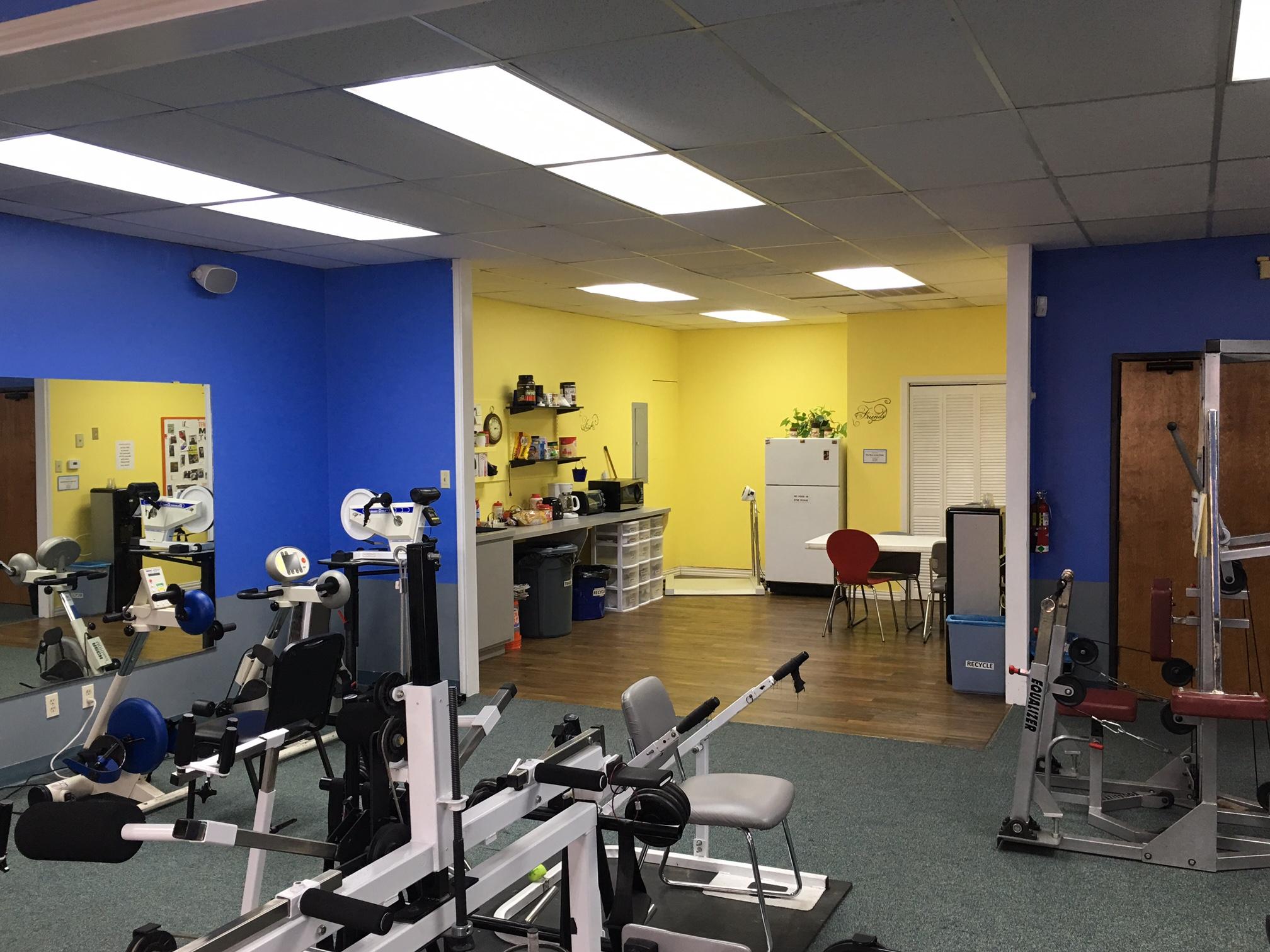 Neurofit gym neuro fitness foundation